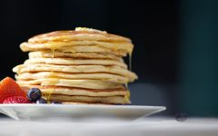 Soccer Team Fundraises With Pancakes