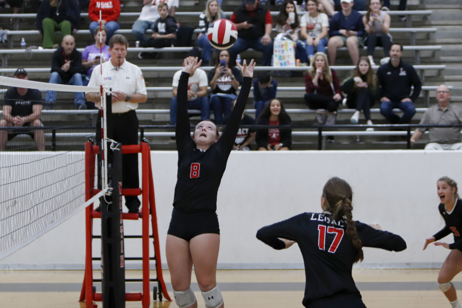 Sisters Rally Volleyball Team to Next Round of Playoffs