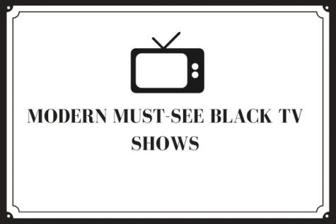 Modern Must-See Black TV Shows