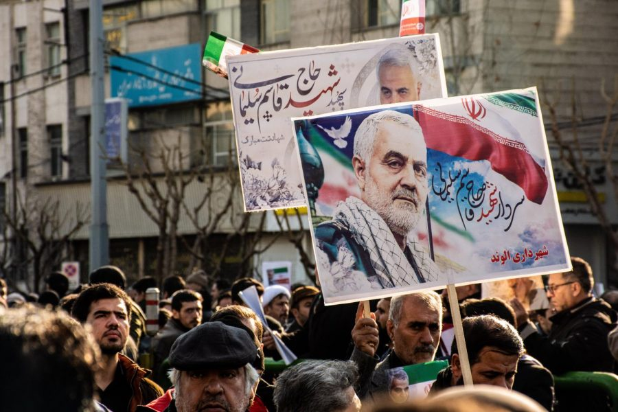 Versus: Action In Iran