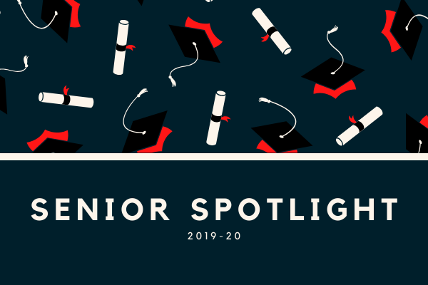 2019-20 Journalism Senior Spotlight
