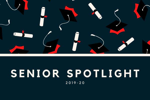 2019-20 Journalism Senior Spotlight