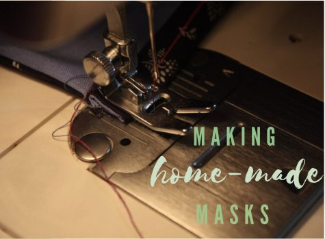 How To: Home-made Masks