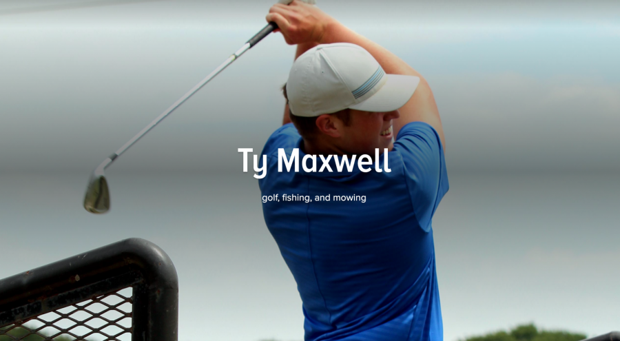Ty Maxwell: Golf, Fishing, Mowing