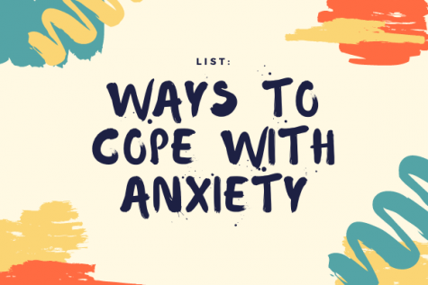 Reese writes about different ways people with anxiety can deal with it.