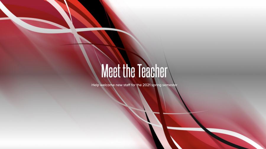 Meet the Teacher: Spring 2021