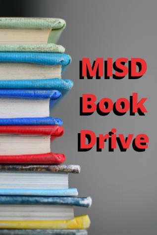 MISD Participates in Book Drive