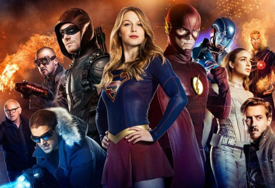DC Comics Superheros (DC Comics)