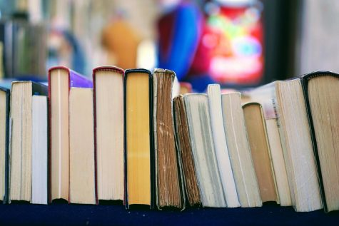 For the Love of Story-Telling: Two Students Begin Book Club