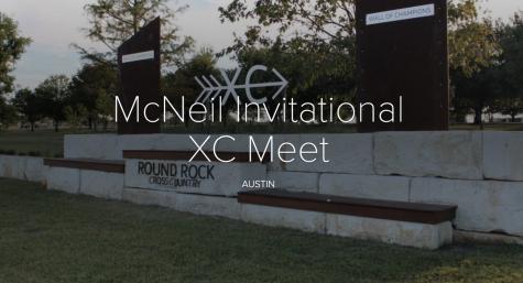 Cross Country Runs at McNeil Invitational Meet